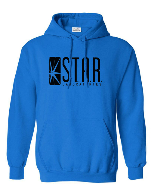 The Flash- S.T.A.R.labs Hoodies