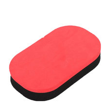 Table Tennis Rubber Wash Cotton Ping-Pong Sponge Cleaning Sponge Rub Professional Accessories EVA Red Black High Density Sponge(China)