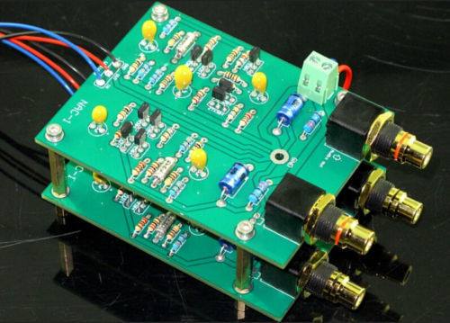 NEW Sep_store Assembled Stereo Single-ended Class A Preamp board base on Naim NAC42 L1511-30 2016 new hifi nac152xs preamplifier diy kit base on naim pre amp for nap140