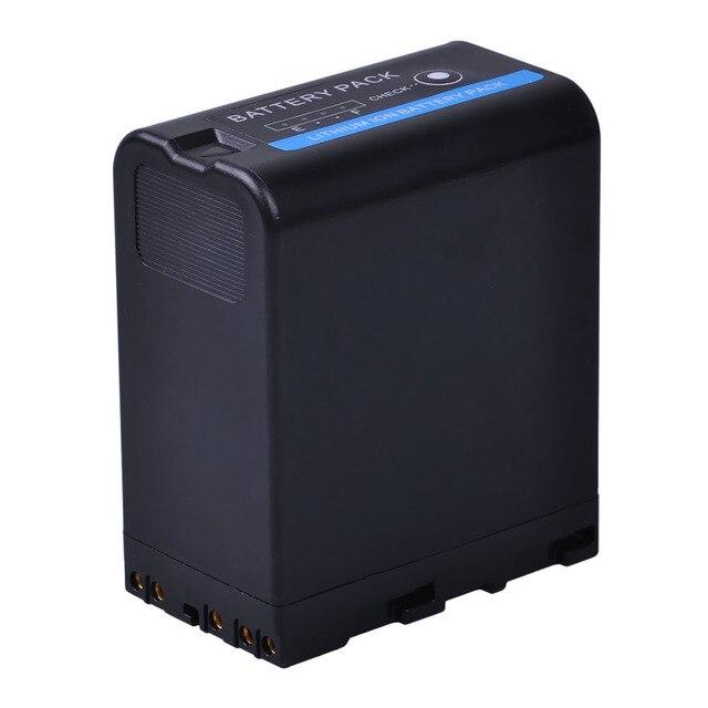 1Pc 5200Mah BP U60 Bp U60 BPU60 BP U90 Batterij Voor Sony PMW 100 PMW 150 PMW 160 PMW 200 PMW 300 PMW EX1 EX3 EX280 EX260 PHU 60K