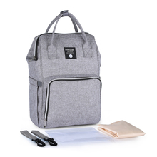 2019 Fashion Mummy Travel  Diaper Backpack Designer Stroller Bag Baby Care Waterproof Nylon Nappy Mother Bag Maternity Bag