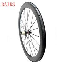 700c wheelset clincher 50mm NOVATEC 372 hub 25mm width rear wheel 940g carbon wheels xiamen road carbon wheeles