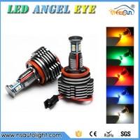 Newest high power 40w Led marker angel eyes E92 angel eyes h8 led ring marker for bmw 1/3/5/6/7/X/Z series car headlight