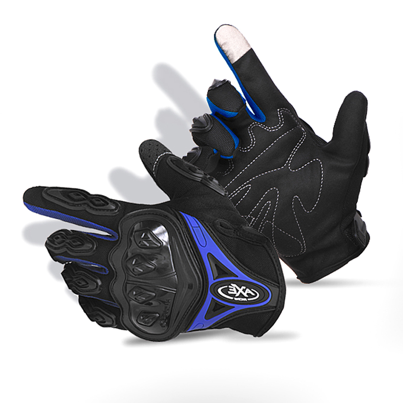 Alpine Motorcycle Gear >> Motorcycle Gloves Touch Screen Breathable Wearable Knight Protective Non slip Gloves Guantes ...