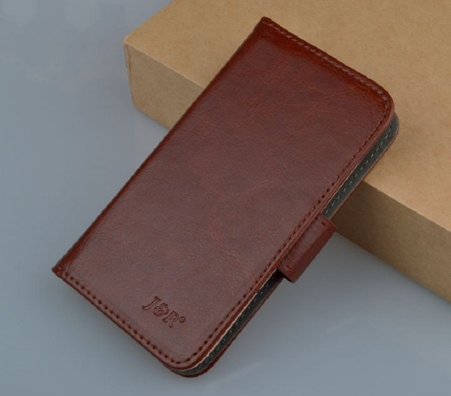 JR Luxury Wallet PU Leather Stand Flip Cover For Nokia X case Dual SIM A110 Phone Cases with card holderFundas
