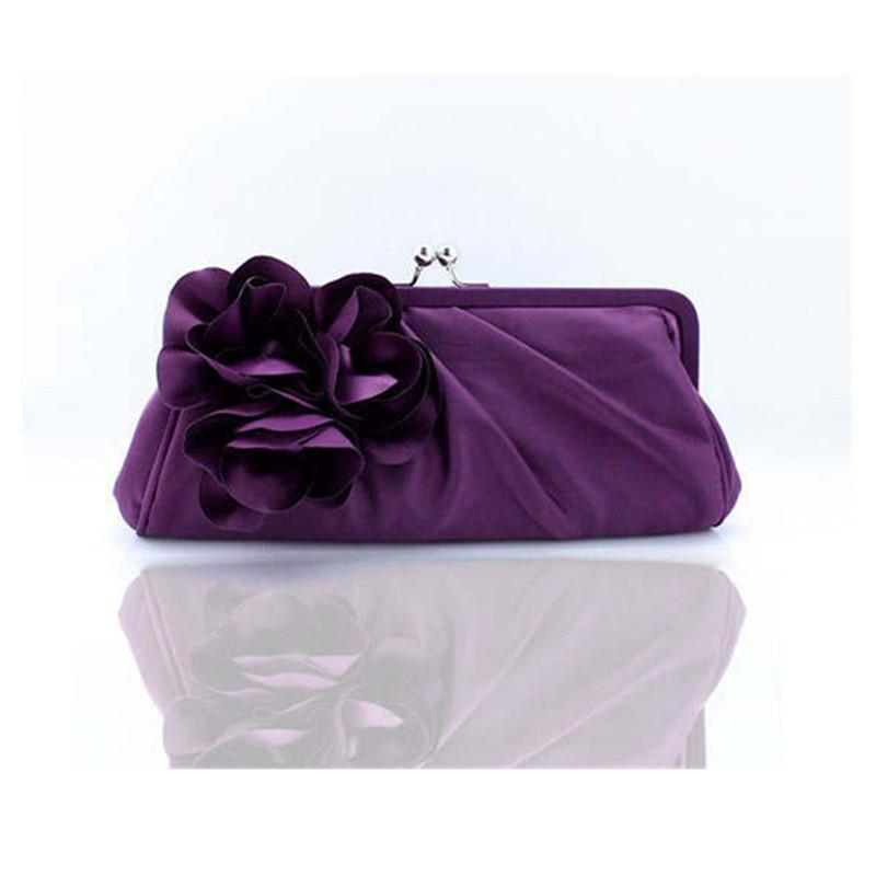 Flower Evening Bags Super Cute Bride Bag Purse Party handbag Wedding Clutch Women Evening Purse Mini