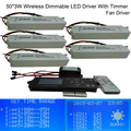Newest 150W LED aquarium light driver, remote controller dimmable, timer,  led coal reef light (customizable)