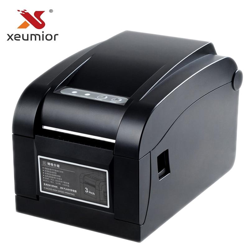 80mm ישיר מדפסת תווית ברקוד מדבקה תווית - אלקטרוניקה במשרד