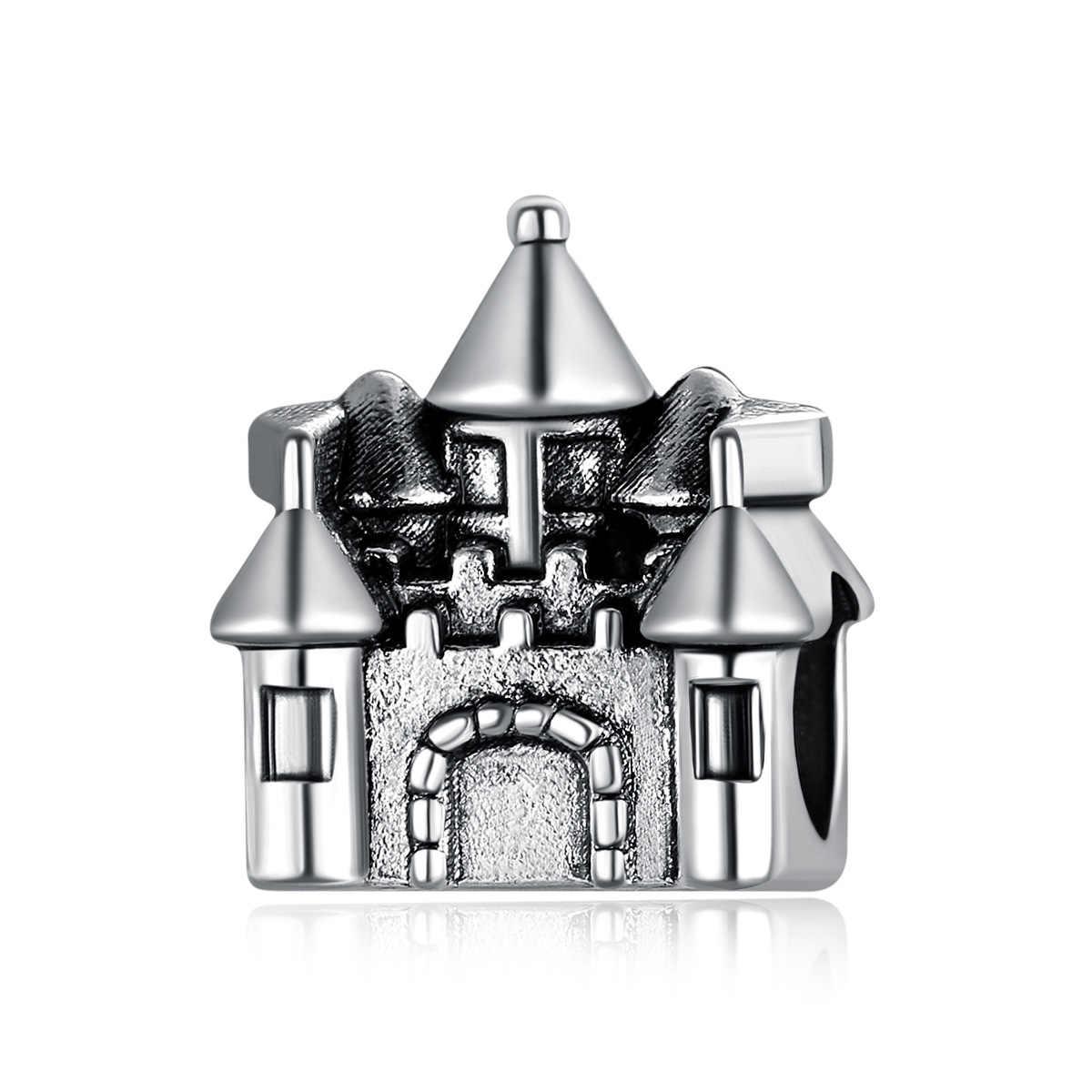 Fit Pandora Charms สร้อยข้อมือลูกปัดสำหรับเครื่องประดับวันวาเลนไทน์ Poppins Bijoux Sieraden เครื่องประดับ 278