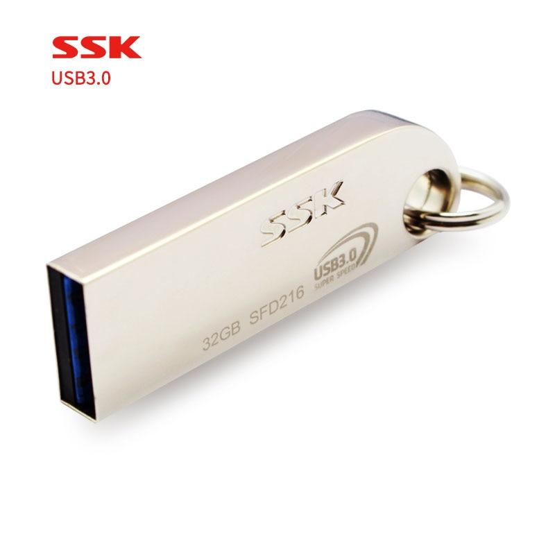 USB3.0 flash meghajtó nagy sebességű SFD216 USB 16 GB 32 GB 64 GB számítógépes PC tablet vízálló