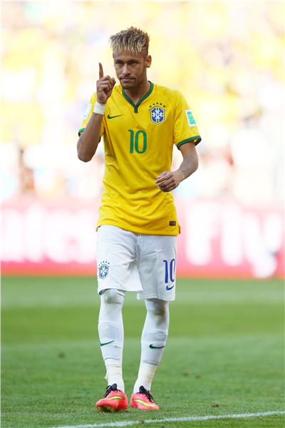 Neymar Poster JR Posters World Cup Wall Sticker Soccer Ball Wallpapers Canvas Prints Barcelona Football