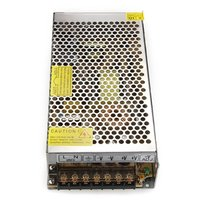 COTS 200W Switch Power Supply Driver For LED Strip Light DC 12V 17A