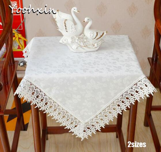 Aliexpress.com : Buy Modern Lace Satin Embroidered Table