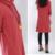 Moda alta neck malha de algodão macio maternidade dress 2016 outono & inverno roupas para grávidas roupas femininas gravidez 2016