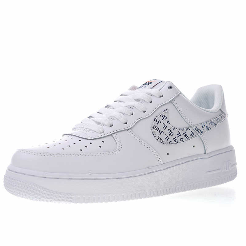 44934b1442 Wear-resistant Nike Air Force 1 '07 Men's and Women's Skateboarding Shoes,  White, Breathable Shock-absorbing BQ5361 100