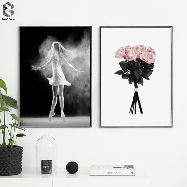 Aliexpress.com : Buy ZeroC Posters And Prints Wall Art Canvas ...
