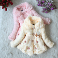 2017 Autumn Winter Baby Girl Coats Cotton Cute Baby Girl Clothing Children Kids Baby Girl Clothes