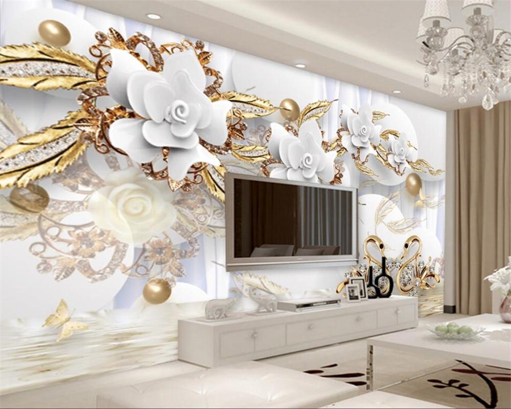 Luxus Tapeten Wohnzimmer Wohnzimmergestaltung Tapeten Inspirierend