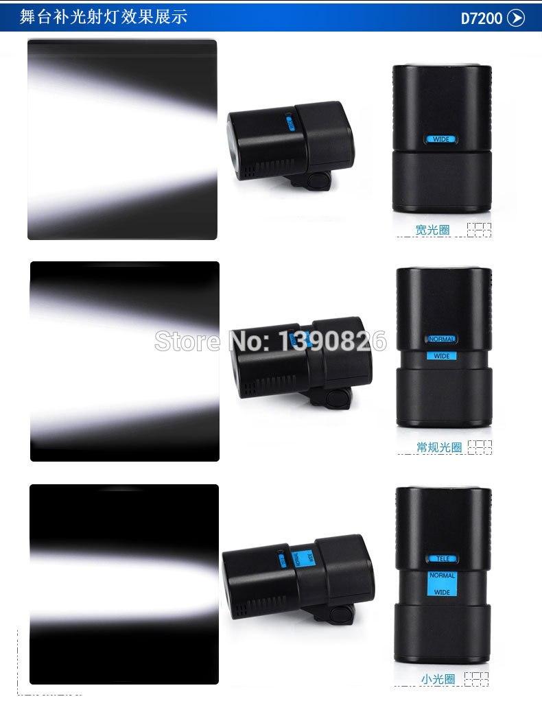 D7200 caméra vidéo numérique 33 millions de pixels caméra numérique professionnelle 24X caméra zoom optique plus lampe frontale à LED gratuit - 5