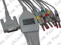 10 lead resting ECG/EKG cable