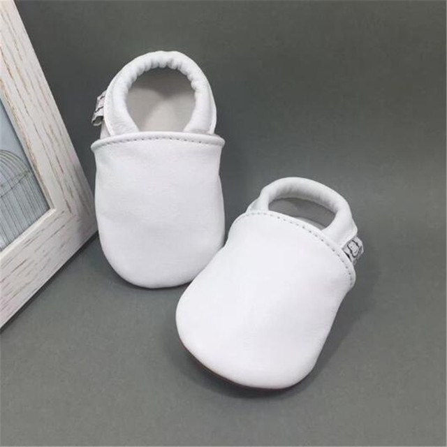 Genuine Leather Baby Moccasins Boys Kids Girls Party Princess Casual Shoes Soft Flats Baby Girl Shoes First Walkers zapatos nina