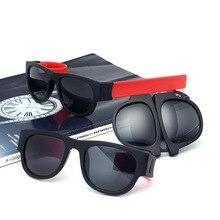 Δακτύλιος δακτύλιος Βραχιόλι αναδιπλούμενα Γυαλιά ηλίου Polarized Γυναίκες Οδηγήστε αθλητικά γυαλιά ανδρών σκιά Σχέδιο μάρκας μόδας