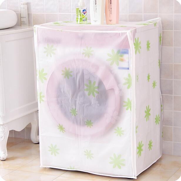 Transparent Print Waterproof Sun Protection Washing