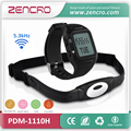 Fitness Activity Tracker Steps Calories Counter 5.3kHz Pulse Heart Rate Monitor Chest Strap