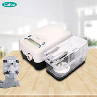 Cofoe Mini Auto CPAP machine Anti Snoring Device Medical Equipment for Sleep Apnea With Humidifier CPAP Mask