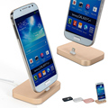 Micro USB Charger Stand Sync Charge Dock Station Desktop Charger Holder for Samsung Galaxy S6 / S7 / S7 edge / xiaomi Smartphone