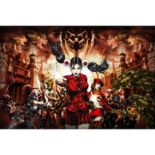 Red Alert diamond Embroidery diy painting mosaic 3d cross stitch picture H786