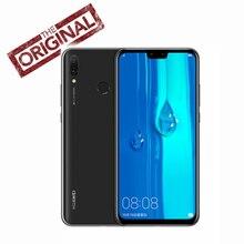 Küresel Firmware Huawei Y9 2019 Zevk 9 Artı 4 GB 64/128 GB Akıllı Telefon 6.5 Inç OTA Güncelleme 4000 mAh 4G LTE Octa Çekirdek K...
