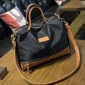 Водонепроницаемый нейлон зима 2016 женщин высокого качества ткань Оксфорд багажа сумки мода средний торговый пакет Случайный Случайный бродяга мешок