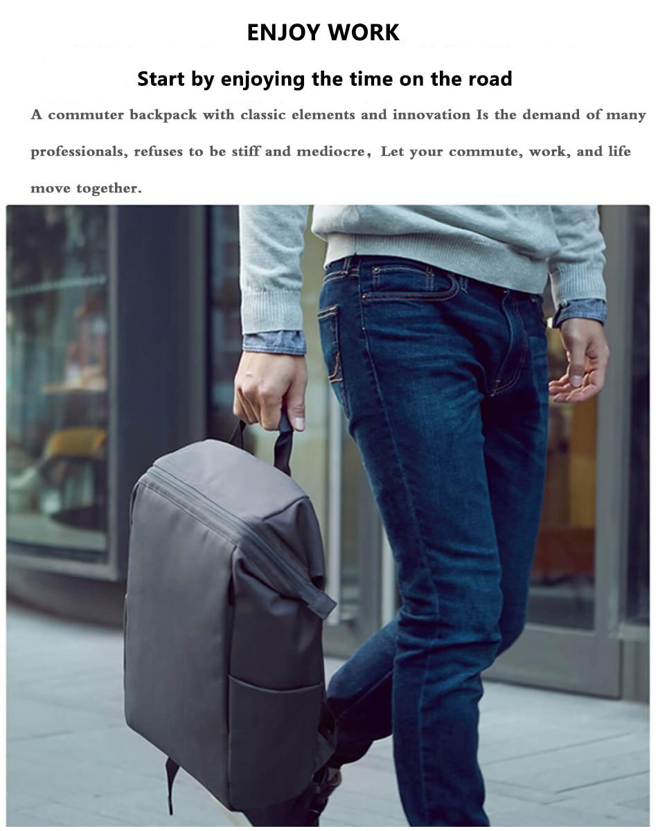 Xiaomi 90FUN Bag Commuter Backpack 5