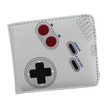 Venda quente Do Jogo Nintendo Playstation Bolsa Curto Projeto Bonito Com Suporte de Cartão da Carteira bolsa de Moedas