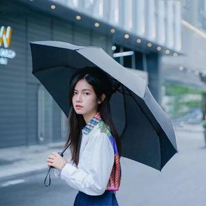 Image 3 - YouPin WD1 자동 비오는 우산 맑은 비오는 여름 알루미늄 방풍 방수 UV 파라솔 양산 남자 여자 사용
