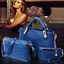 купить Fashion Women Handbag Shoulder Bags Tote Purse Leather Ladies Messenger Hobo Bag по цене 1973.34 рублей