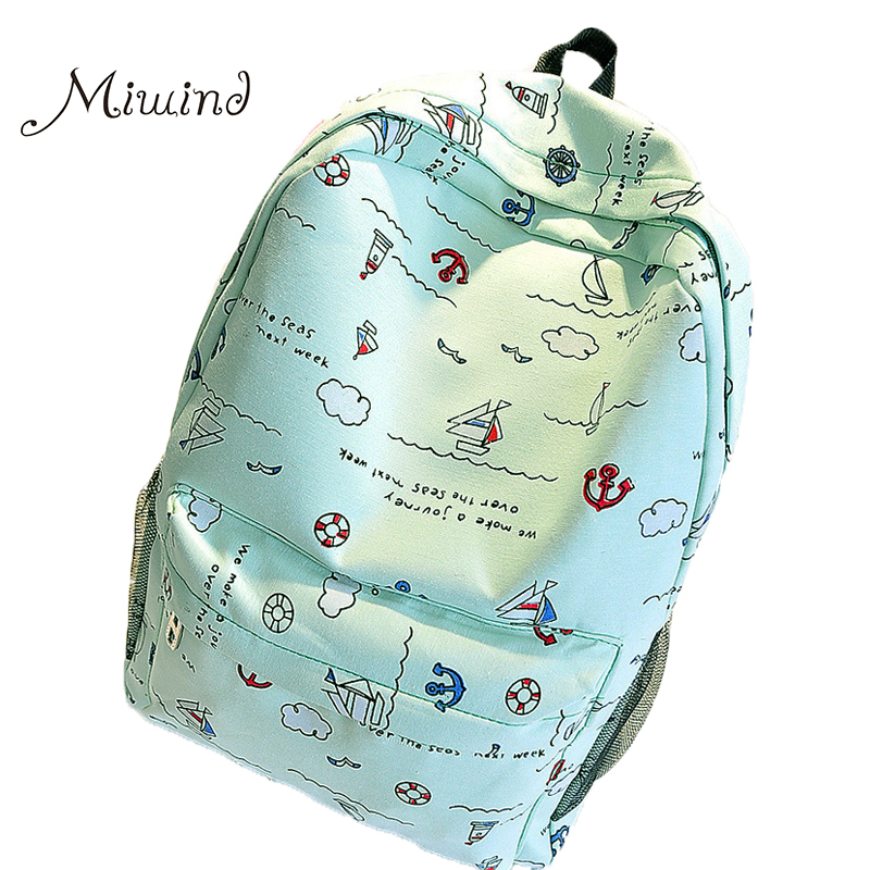 Korean style cute graffiti anime zipper school canvas bags teen girls large backpack notebook travel red mochilas women female kpop graffiti printing backpack city night scene large capacity travel student backpack school bags rucksack backpack mochilas