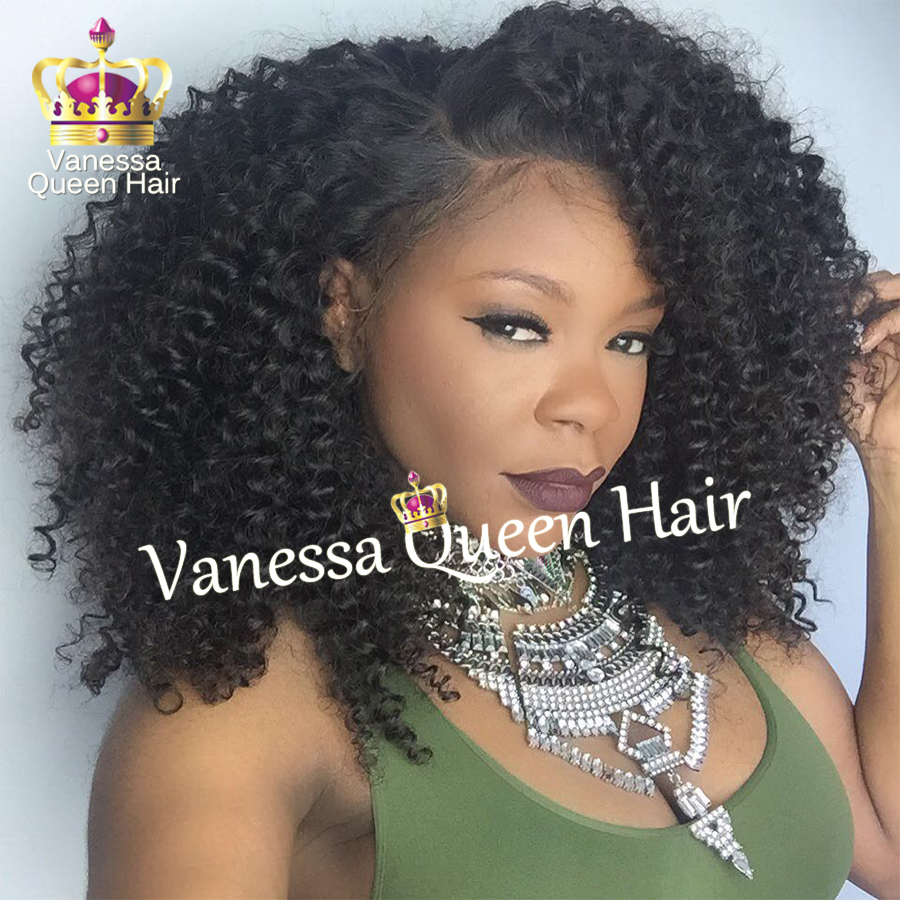 Afro Kinky Synthetic Wigs 97