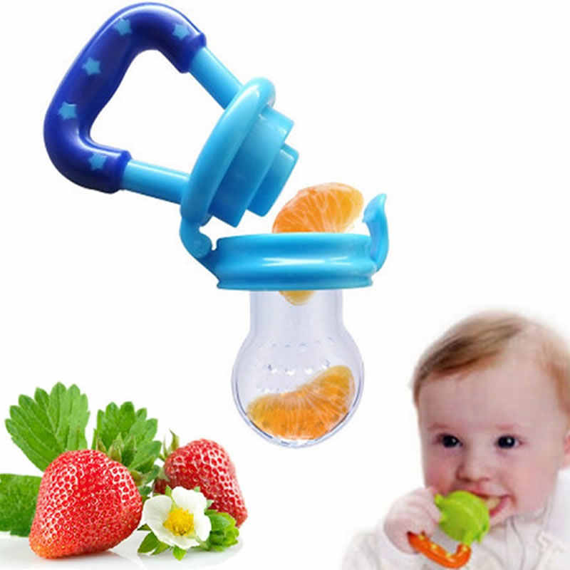 Baby child fresh fruit feeder fruit and vegetable music children food feeding safe non-toxic food supplement baby products