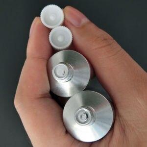 Image 5 - Ống kem đánh răng Bán Buôn 30 ml Nhôm Rỗng Du Lịch Ống Kem Đánh Răng Mở Hộp Ống DPJD Bảo Vệ Đóng Gói