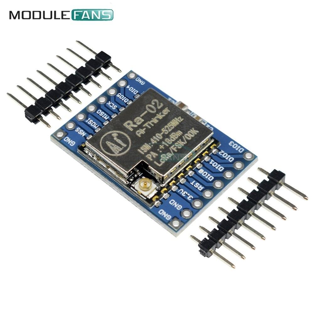 1PCS 433MHz LoRa SX1278 long range RF wireless module DRF1278F For Arduino  K9