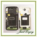 100 % Black / white Rear Battery Back Cover Housing Door For HTC One X S720e G23 Cover With Side Keys Free Shipping