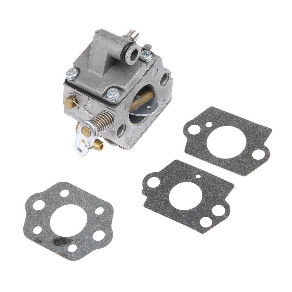 DRELD Chainsaws Carburetor Carby Gasket for Stihl MS170 MS180 MS 170 180 017 018 Replace Carb for Zama C1Q-S57B 1130 120 0603DRELD Chainsaws Carburetor Carby Gasket for Stihl MS170 MS180 MS 170 180 017 018 Replace Carb for Zama C1Q-S57B 1130 120 0603