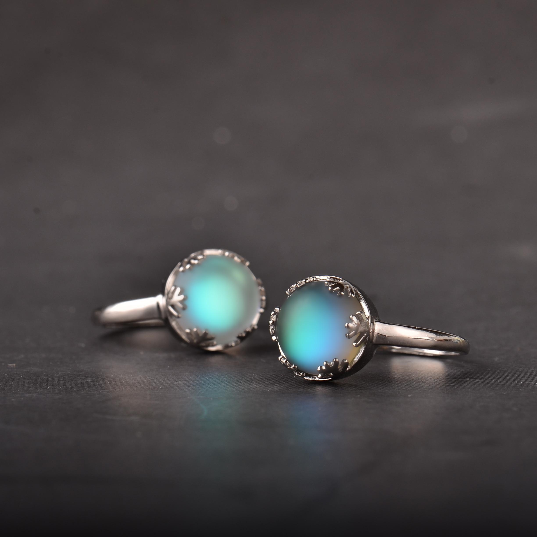 luz de cristal, joia elegante, presente romático para mulheres