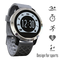Hot sports smart watch heart rate monitor de sono pulseira pedômetro rastreador de fitness 128 * 128px