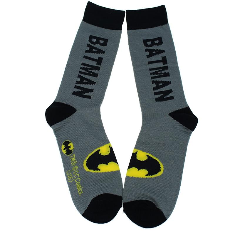 Harajuku-Super-Hero-Batman-Cotton-Socks-marvel-comics--Cosplay-elastic-cotton-Long-Cosplay-Punisher-Skate(11)