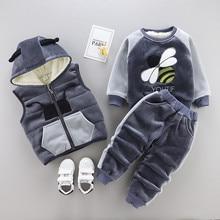 Kids Baby Boy Girl Clothing Set 0-4Y