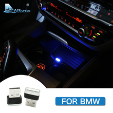 Airspeed Car Interior LED Lights Decorative For BMW E46 E90 E39 E60 E36 F30  F10 X5
