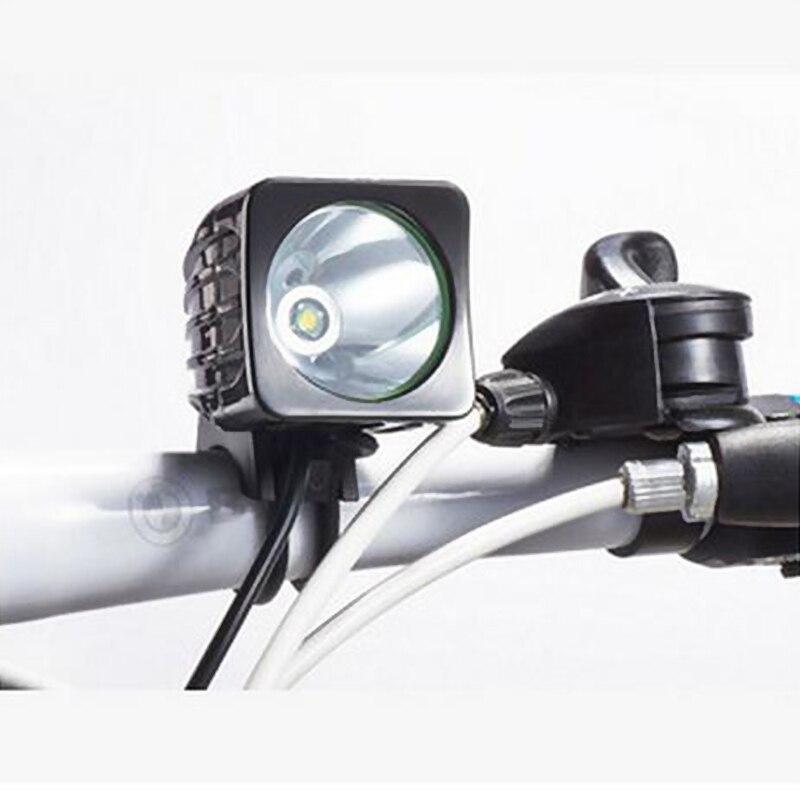 Super bright USB light headlight T6 bicycle lights mountain bike riding professional rechargeable night light LED <font><b>lamp</b></font>